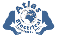 Atlas Electrical Service Logo