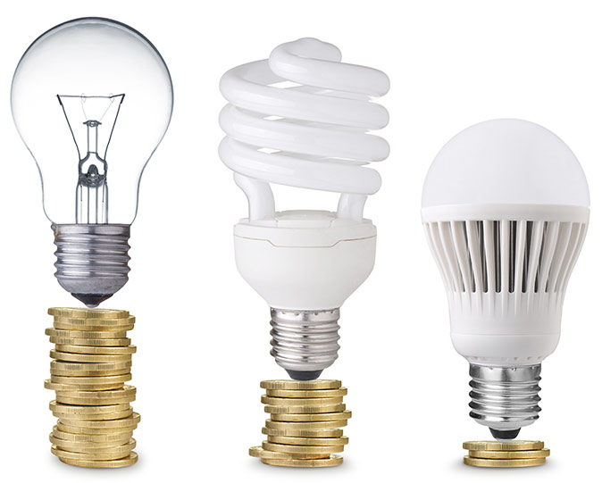 Energy Efficient Lighting is A Simple Way to Save - Atlas Electrical Service